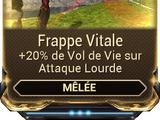 Frappe Vitale