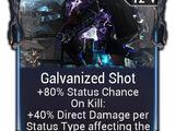 Galvanized Shot