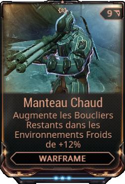 Manteau Chaud