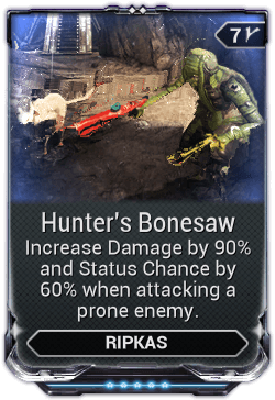 Hunter's Bonesaw