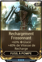Rechargement Frissonnant