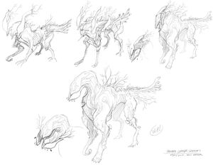 VED Helminth Sketches