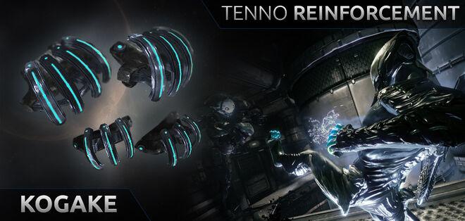 Tenno Reinforcement