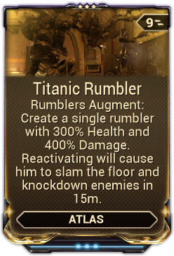 Titanic Rumbler