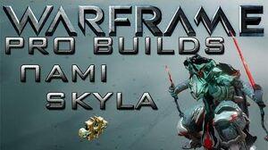 Warframe Nami Skyla Pro Builds 1 Forma Update 13