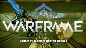 Warframe Update 20.6