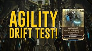 Agility Drift Test & All You Need To Know Halls of Ascension (Warframe)