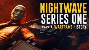 Nightwave Wolf of Saturn 6 - Everything DE & Community Warframe History