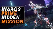 Warframe Inaros Primes 'Secret' Mission - Void Raiders