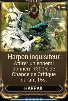 Harpon Inquisiteur