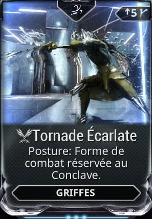 Tornade Écarlate