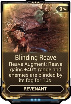 Blinding Reave