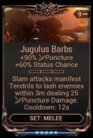 Jugulus Barbs