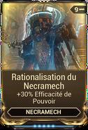 Rationalisation du Necramech