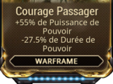 Courage Passager