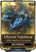 Efficient Transferral
