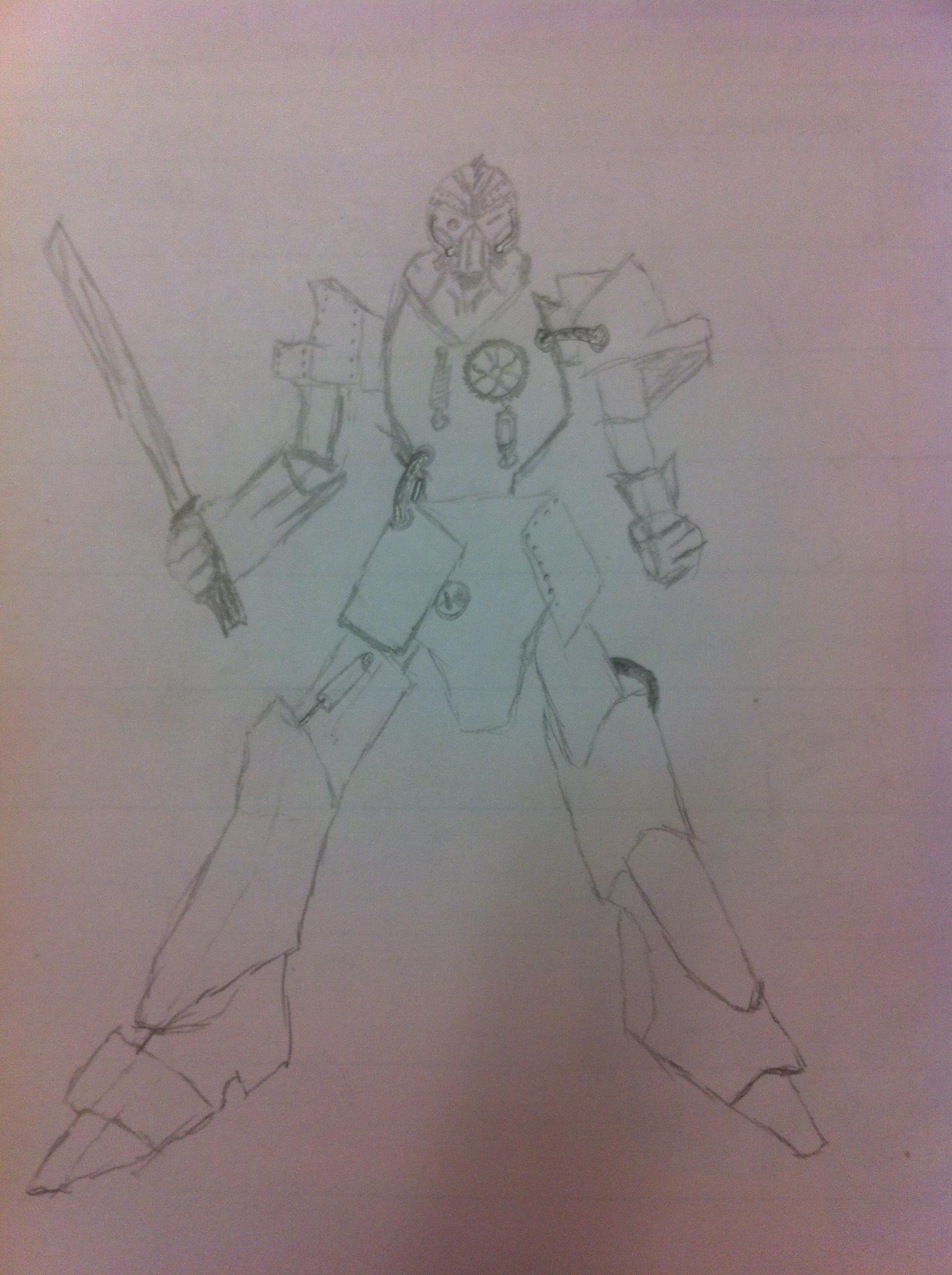 Darthmufin/Engineer Warframe Idea (With Story :D)