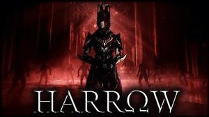 WARFRAME - Harrow Highlights Harpak (Critical Riven Insanity)