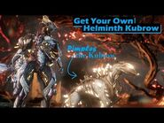How to Get a Helminth Kubrow -UPDATED- - Warframe