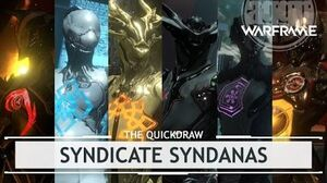 Warframe Syndicates All The Syndicate Syndanas thequickdraw