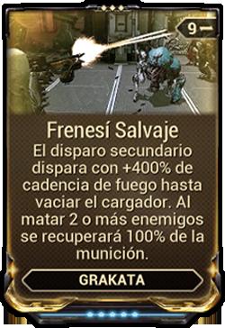 Frenesí Salvaje