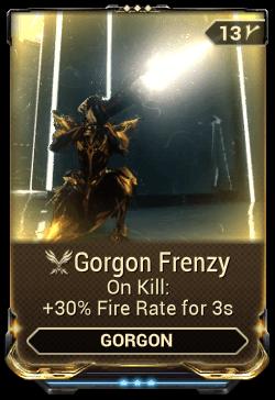 Gorgon Frenzy