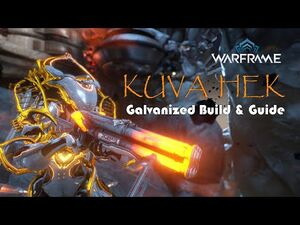 Learn What The Kuva Hek is Going On, in Less than 3 Minutes