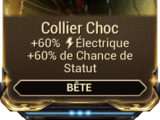 Collier Choc