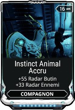 Instinct Animal Accru