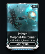 Primed Morphid Umormer