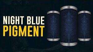 Night Blue Pigment Farm Dojo Colors