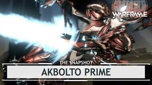 Warframe Akbolto Prime, Pin to Win thesnapshot