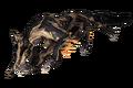 Панцирная Вульпафила вики