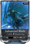 GalvanizedBlade