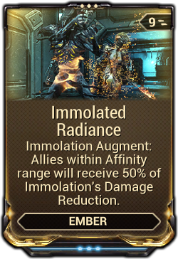 Immolated Radiance