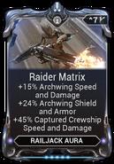 Raider Matrix