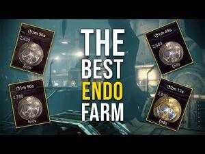 The Fastest Way to Farm Endo in Warframe - Rathuum Endo Farming Guide