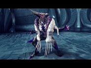 Warframe - Sevagoth Idle Animations