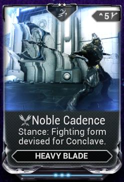 Noble Cadence