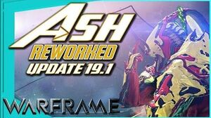 ASH REWORKED - Blade Storm Changes Warframe
