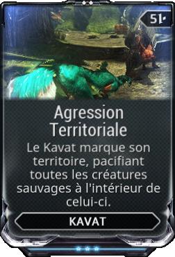 Agression Territoriale