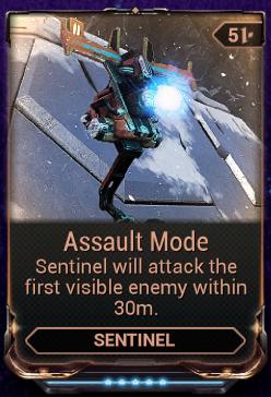 Assault Mode