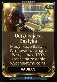 Odrzucająca Bastylia