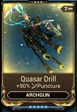 Quasar Drill