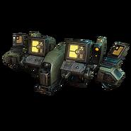 Mobile Defense
