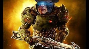 Killing Grineer Scoom, Doom Style (Chilling Reload)