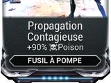 Propagation Contagieuse