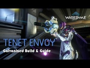 Tenet Envoy, A Weapon Has Never Been This Awesome - Warframe