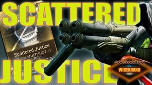 Warframe Builds - HEK SCATTERED JUSTICE BUILD 3 formas - update 15