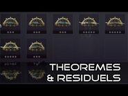 Arcanes Théorèmes et Résiduels - Warframe -FR-